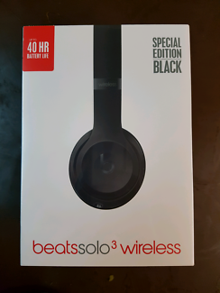 BEATS SOLO 3 WIRELESS BY DR. DREE