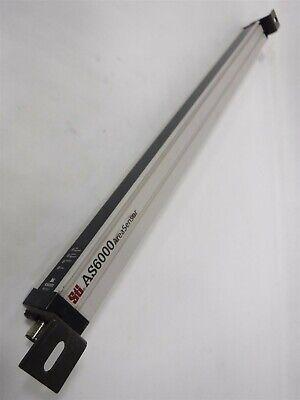 Used STI AS6000 Area Sensor AS60-30-460-NPN-R 40321-1045 Light Curtain  L9