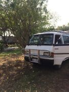 Fully equipped MAZDA E1800 campervan pop top East Brisbane Brisbane South East Preview