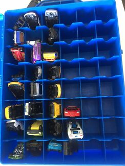 27 small toy cars