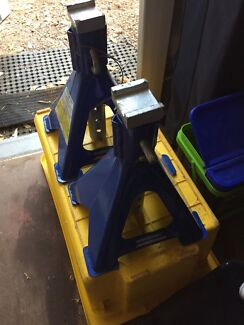 Axle stands 5000kg x2