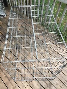 Cage pour Chien, model Large (Large Dog Cage)