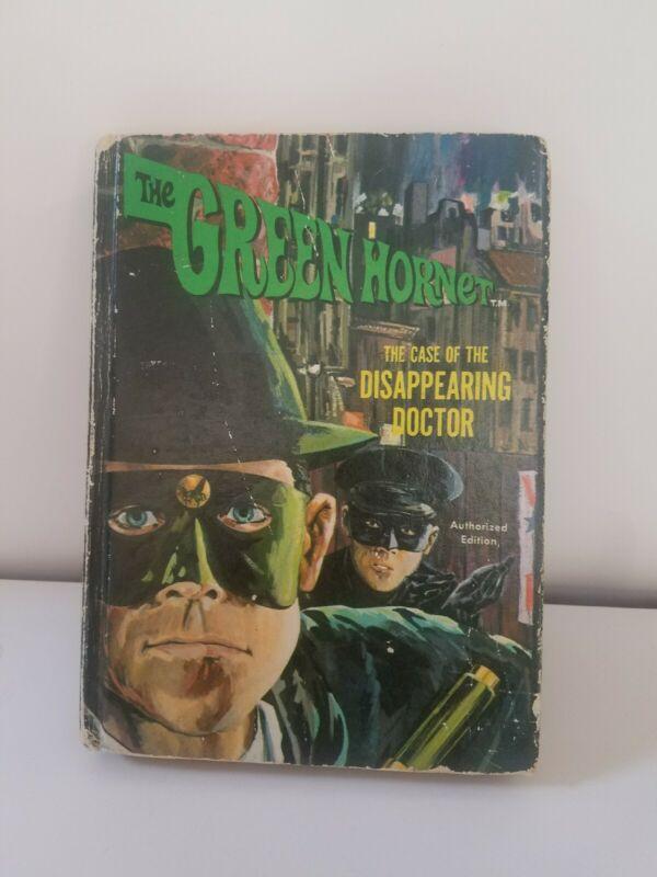 Vintage The Green Hornet Book
