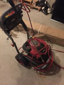 Briggs & Stratton Elite Series 2500 PSI Gas Pressure Washer
