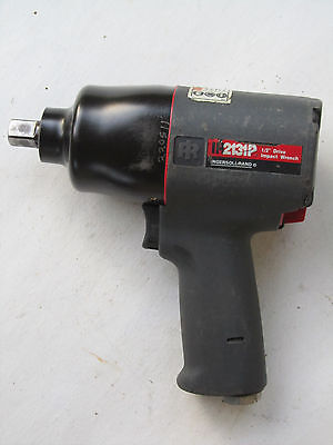 Ir Ingersoll Rand 2131p Pneumatic Air Impact Wrench 12
