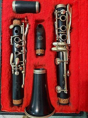 Buffet R13 Professional Clarinet - Repadded and Recorked 2011, incredible tone