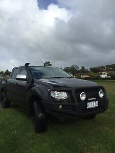 Ford Ranger XLS 2014 4x4 Trevallyn West Tamar Preview