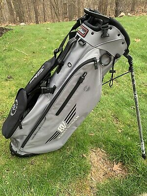 BRAND NEW Titleist Players 4 VOKEY Design carry bag w/ sngl/dbl strap & rainhood