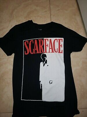 Urban Outfitters Scarface T Shirt Mens Small Vintage Movie Promo