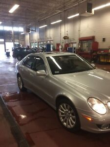 2007 4matic Mercedes
