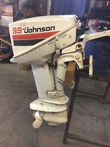 Johnson motor