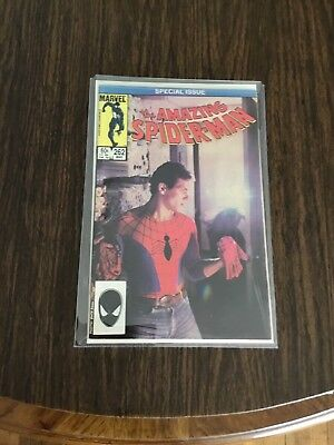 THE AMAZING SPIDER-MAN--SPECIAL ISSUE--VOL. 1, NO. 262--MARCH, 1985--COMIC BOOK