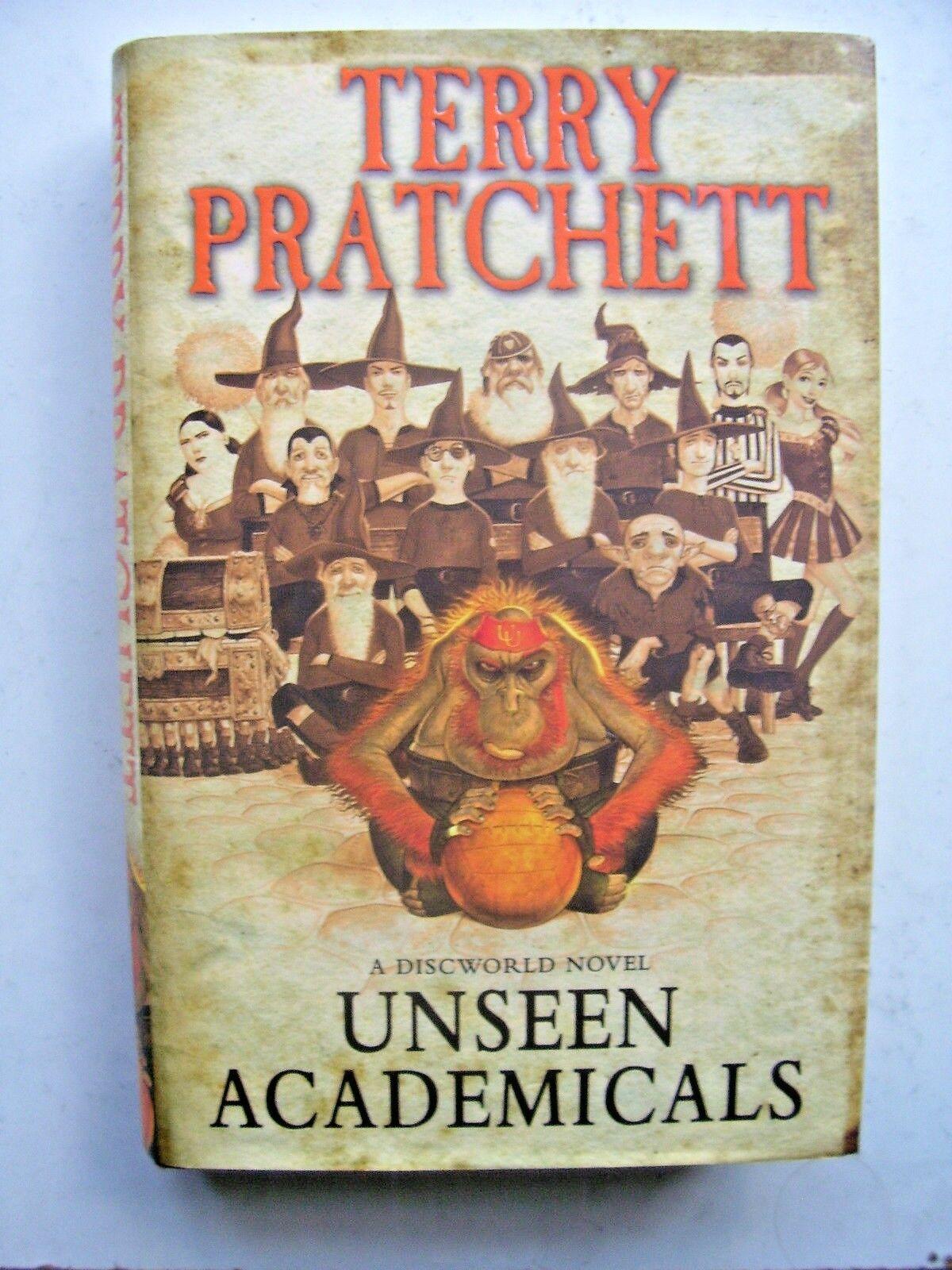 Unseen Academicals by Terry Pratchett (Hardback, 2009)