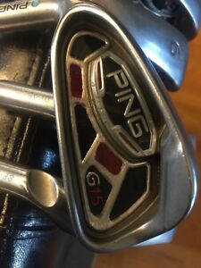 PING G15 Left hand 8 piece golf iron set