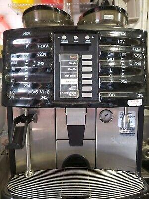 Schaerer Coffee Art Plus Super Automatic Espresso Coffee Machine Steam Sca1