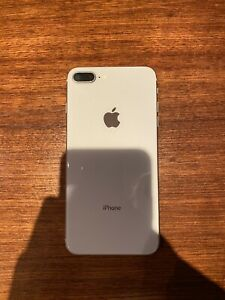 iPhone 8 Plus 64gb White immaculate condition