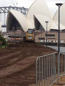 Landscaping/excavation/turf prep /soil removal /import soil Narellan Camden Area Preview
