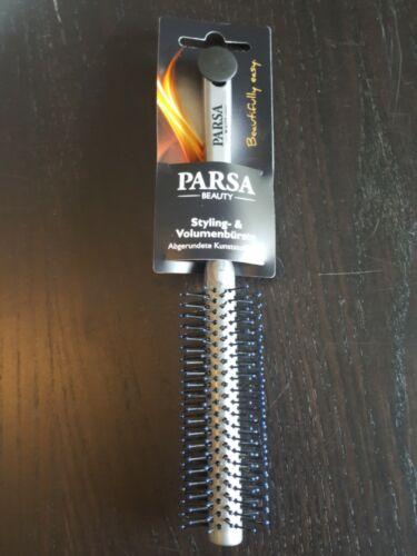 Parsa Styling & Volumenbürste -silber Haarbürste Friseur Haarpflege Massage