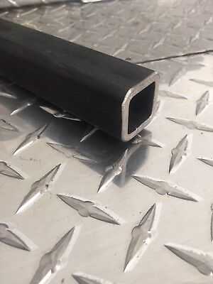 1-14 X 1-14 X 316 Hot Rolled Steel Square Tubing X 36 Long