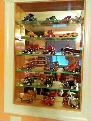 TOM DANIEL - Toy Zone 1/43 Die-Cast  Complete 18 Show Rods  -  FREE SHIPPING!