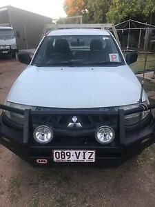 2009 Mitsubishi Triton Ute Lissner Charters Towers Area Preview