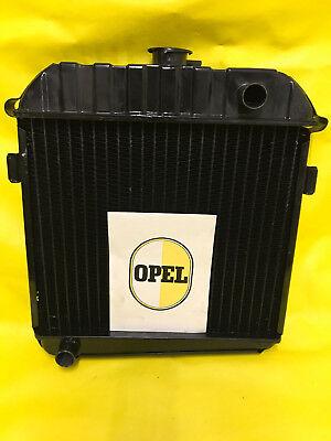 NEU Kühler Opel Kadett B 1.Serie Wasserkühler Kiemencoupe Coupe Limousine NOS ()