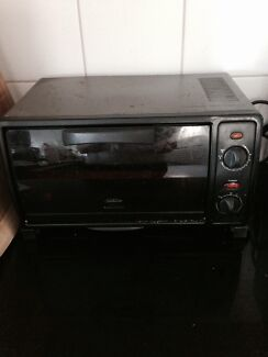 Sunbeam toaster oven Bayview Darwin City Preview