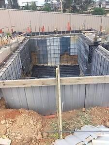 P&L Concrete Pool Shell Builder Colyton Penrith Area Preview
