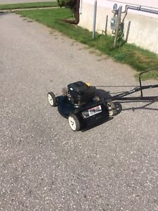 CRAFTSMAN EAGER 2 in 1 MOWER