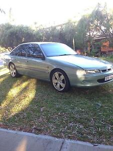 1996 Holden Commodore Sedan Cottesloe Cottesloe Area Preview