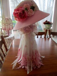 DECORATIVE HANDWORKED BOUDOIR HAT STAND - MADE IN AMERICA