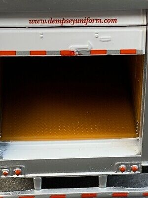 1/64 DCP DEMPSEY SUPPLY 53' UTILITY 3000D-X DRY VAN TRAILER 2