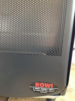 Rowi Blue Flame 4200W in OVP Gasofen, Heizer  HGO 4200/1 BF
