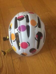 Casque de vélo pour enfant 46-52 cm