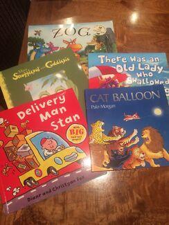 Children's books as new