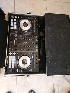 pioneer ddj sx with road case Blacktown Blacktown Area Preview