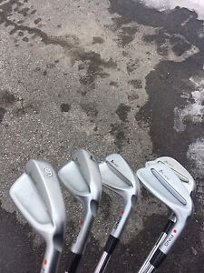 Barely Used Ping iBlades 6-W