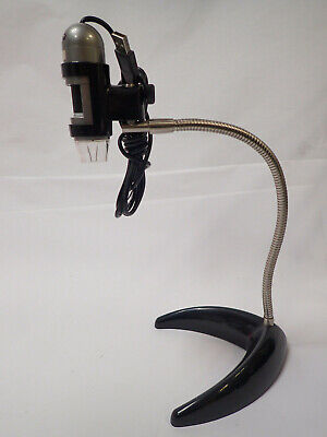 Dino-lite Digital Microscope Pro Am-411t With Stand Tested And Working