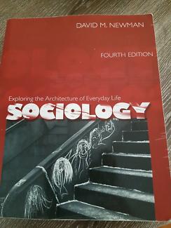 Sociology David Newman