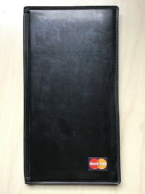 Guest Check Holdercredit Card Folder Bill Receipt Presenter For Restaurants