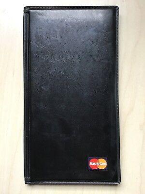 Guest Check Holdercredit Card Folder Bill Receipt Presenter For Restaurants