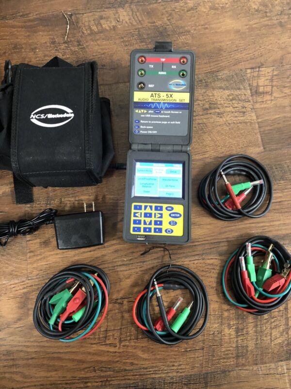 Electrodata NCS-5X Audio Transmission Set NCS audio frequency impairments