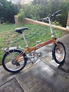 Dahon folding bike South Arm Clarence Area Preview