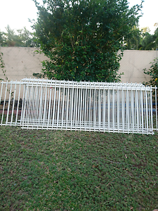 White Fencing Woodroffe Palmerston Area Preview