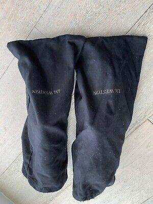 J M Weston Black Loafer Shoes Size Size 7 E
