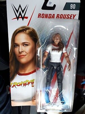 WWE Mattel Basic RONDA ROUSEY  Series 90 Figure DIVA WOMENS UFC CHAMPION for sale  Shipping to Ireland