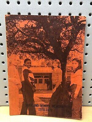 Saraland Elementary School Memories Yearbook 1978 1979 Alabama Book OOP