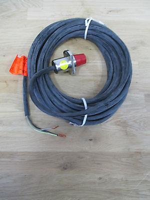 KSB Pumpenkabel für Abwasserpumpen  10 m Kabel Abwasser Pumpenkost S16/347
