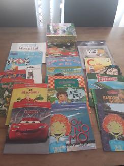 bulk lot of kids books