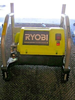 2016 Ryobi 1700psi Electric Pressure Washer Motorpumpcord - Modelry14122